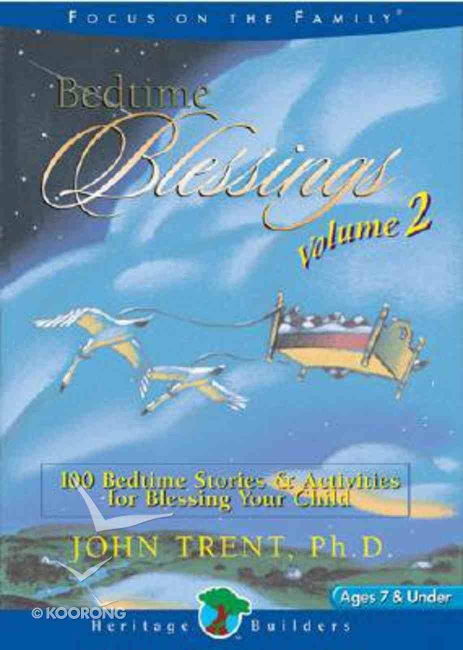 Bedtime Blessings (Vol 2) Hardback