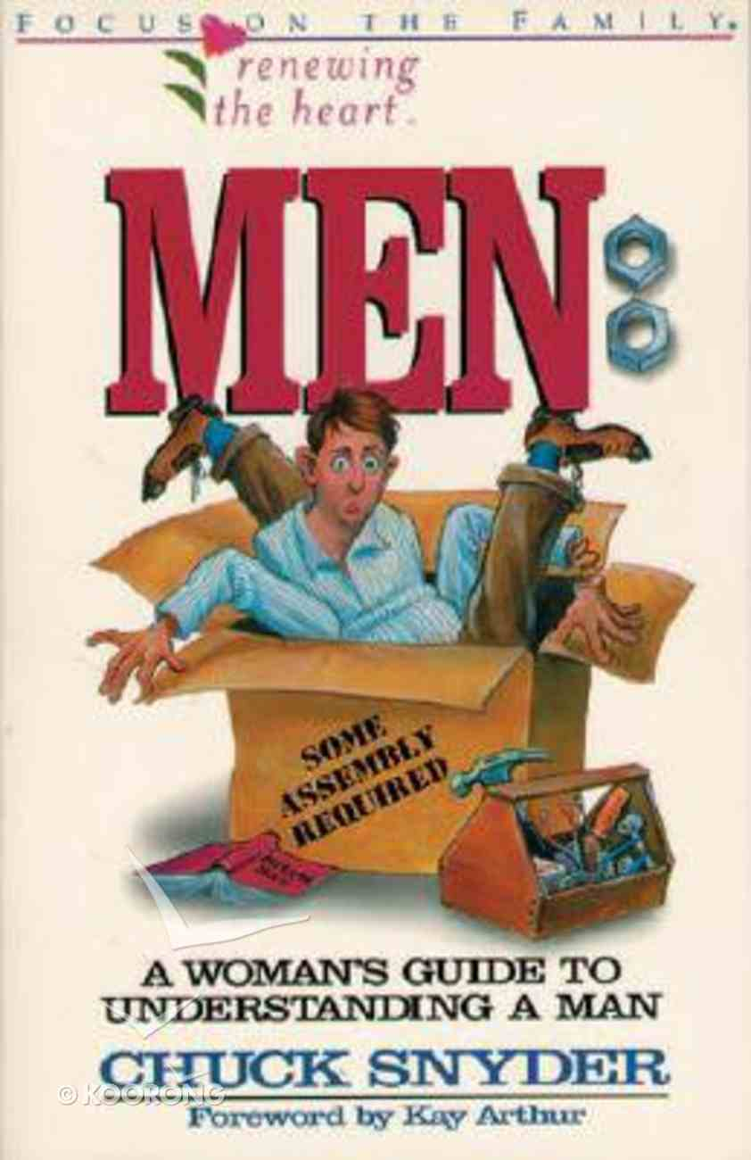 Men: Some Assembly Required Mass Market
