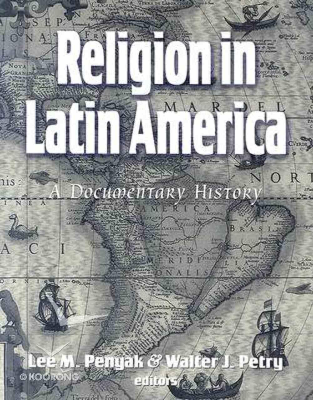 Religion in Latin America Paperback