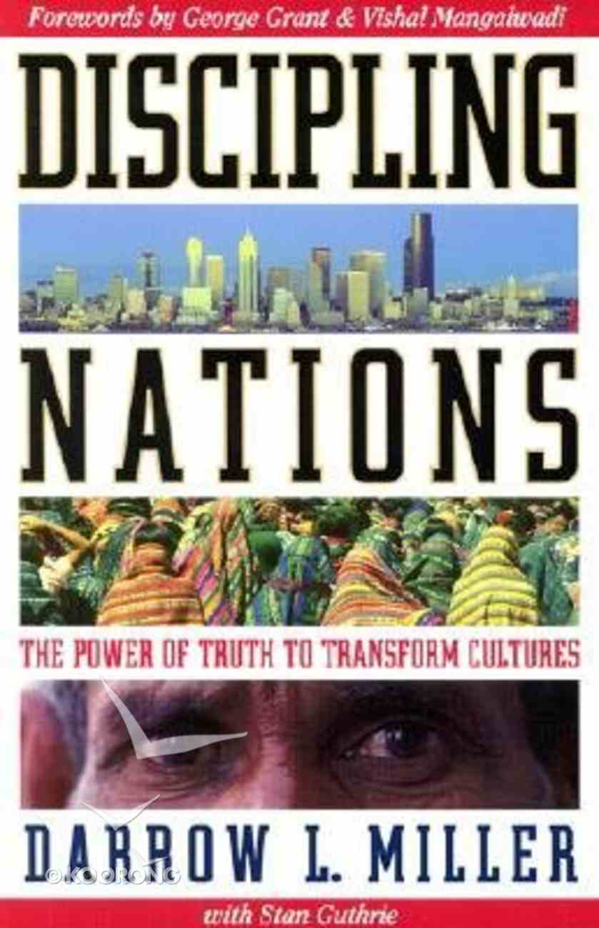 Discipling Nations (2nd Edition-2001) Paperback
