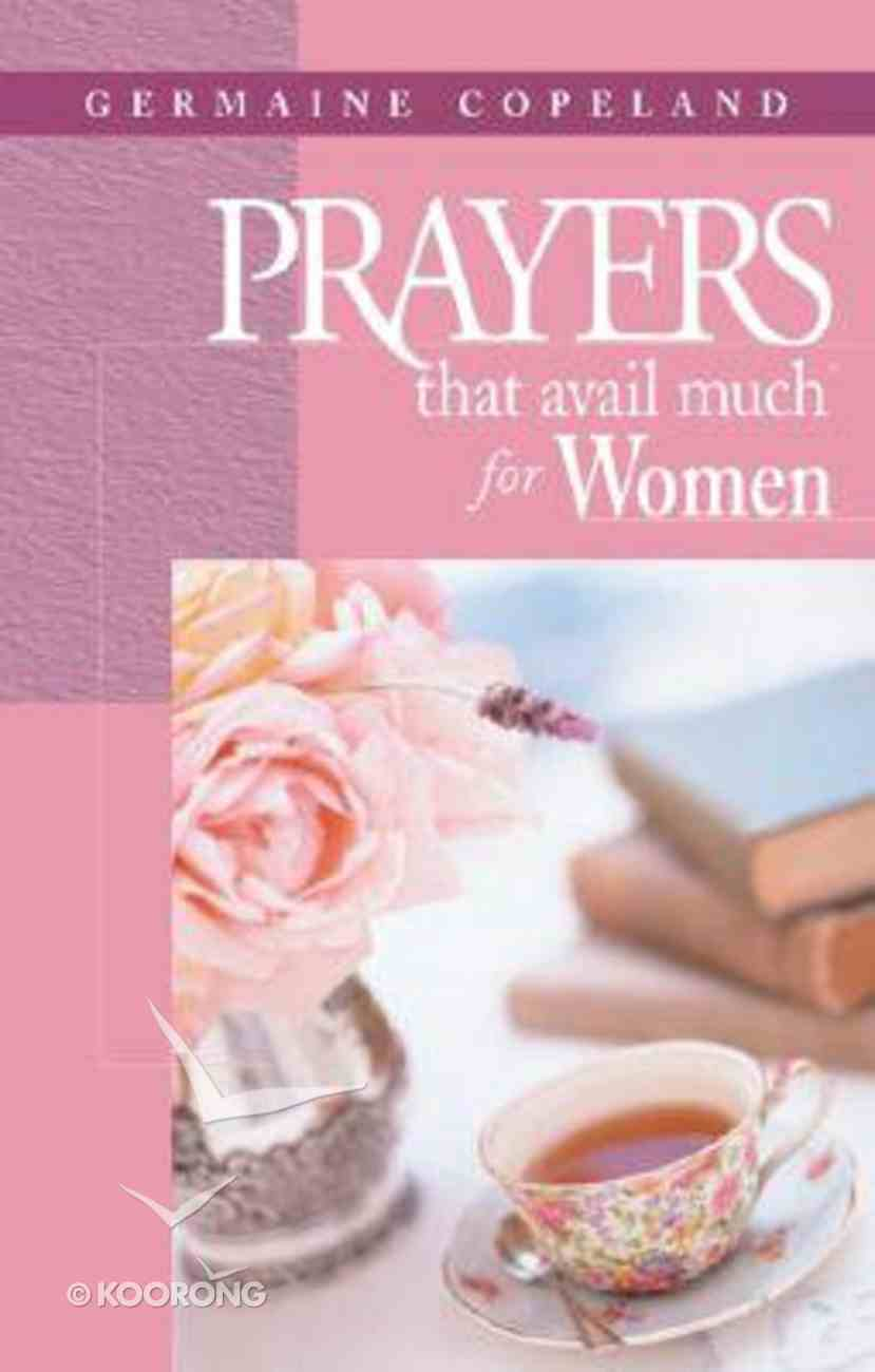 Prayers That Avail Much For Women Paperback