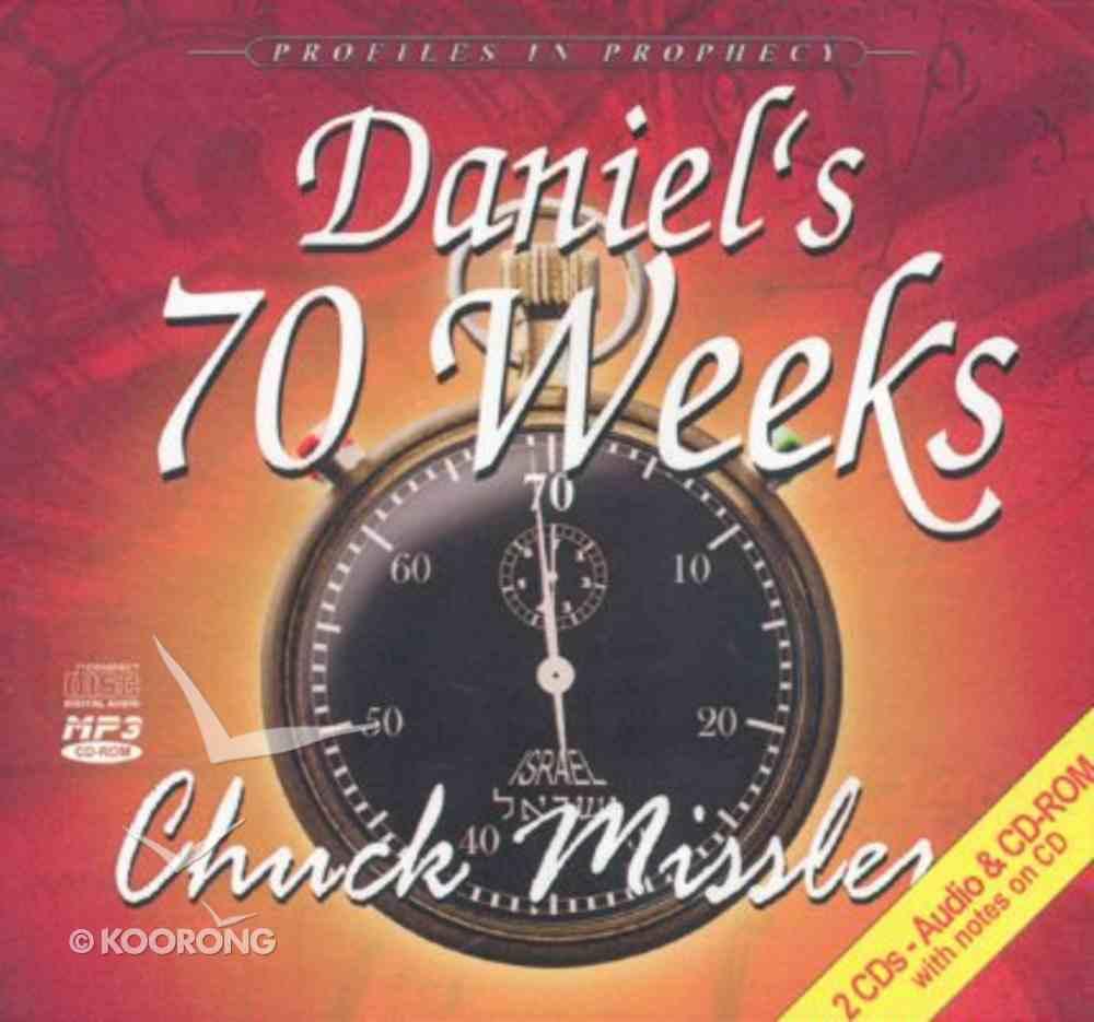 Daniel's 70 Weeks DVD