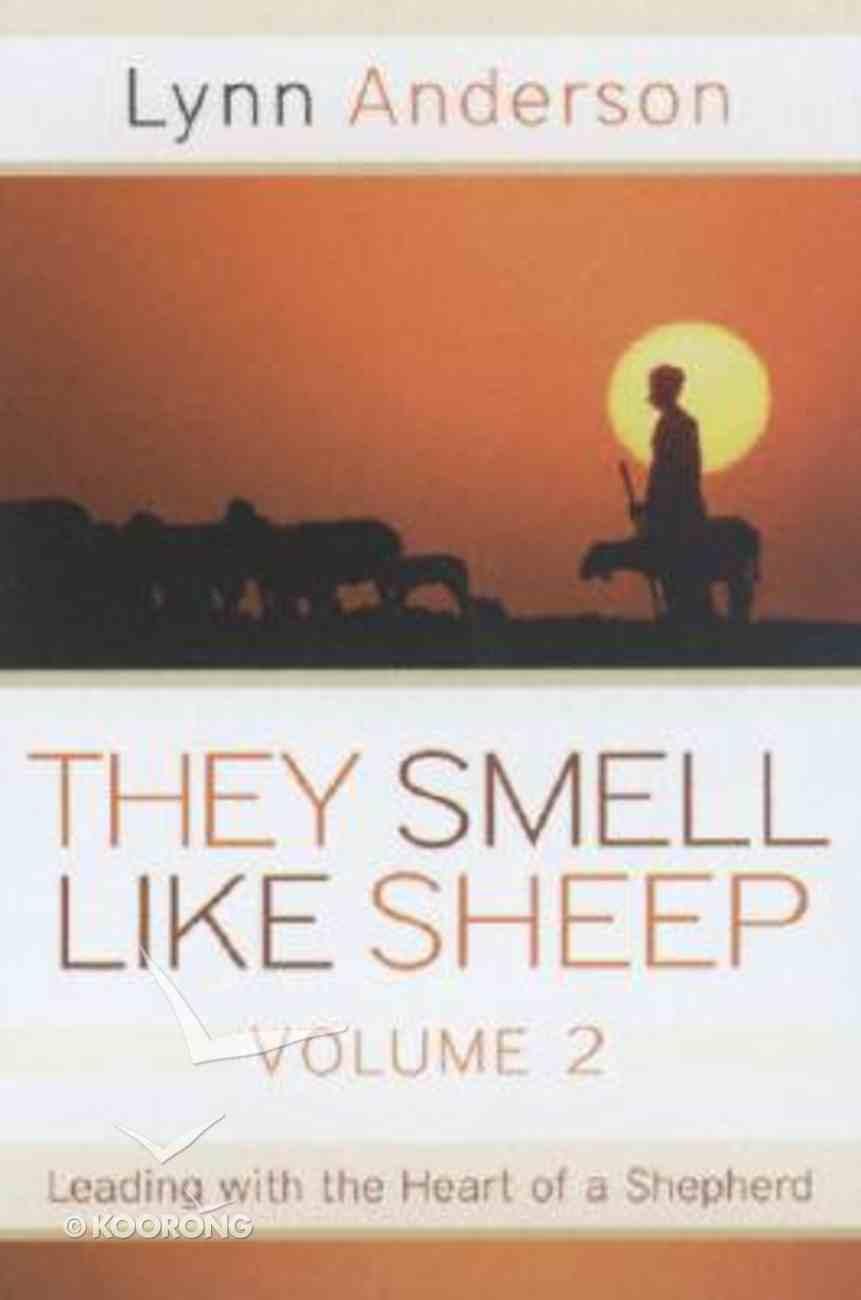 They Smell Like Sheep (Vol 2) Hardback