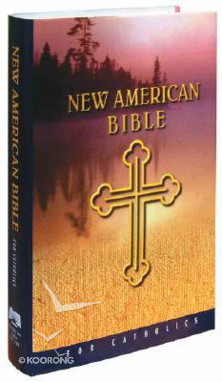 Nab Catholic Text Edition Hardback