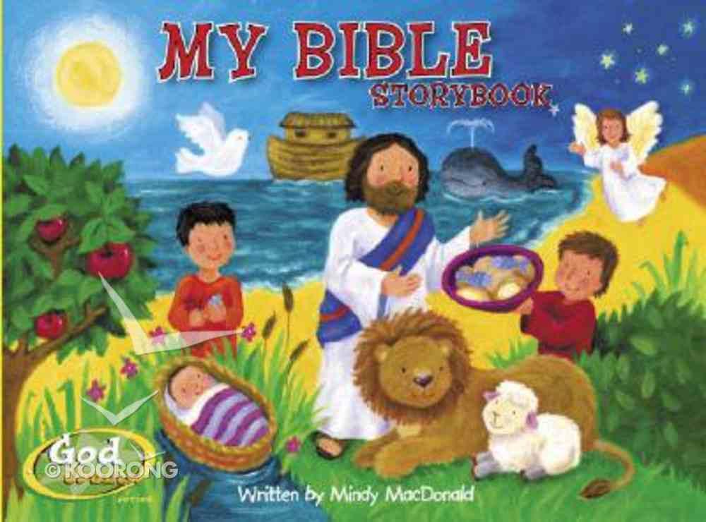 My Bible Story Book (Godcounts Series) Board Book