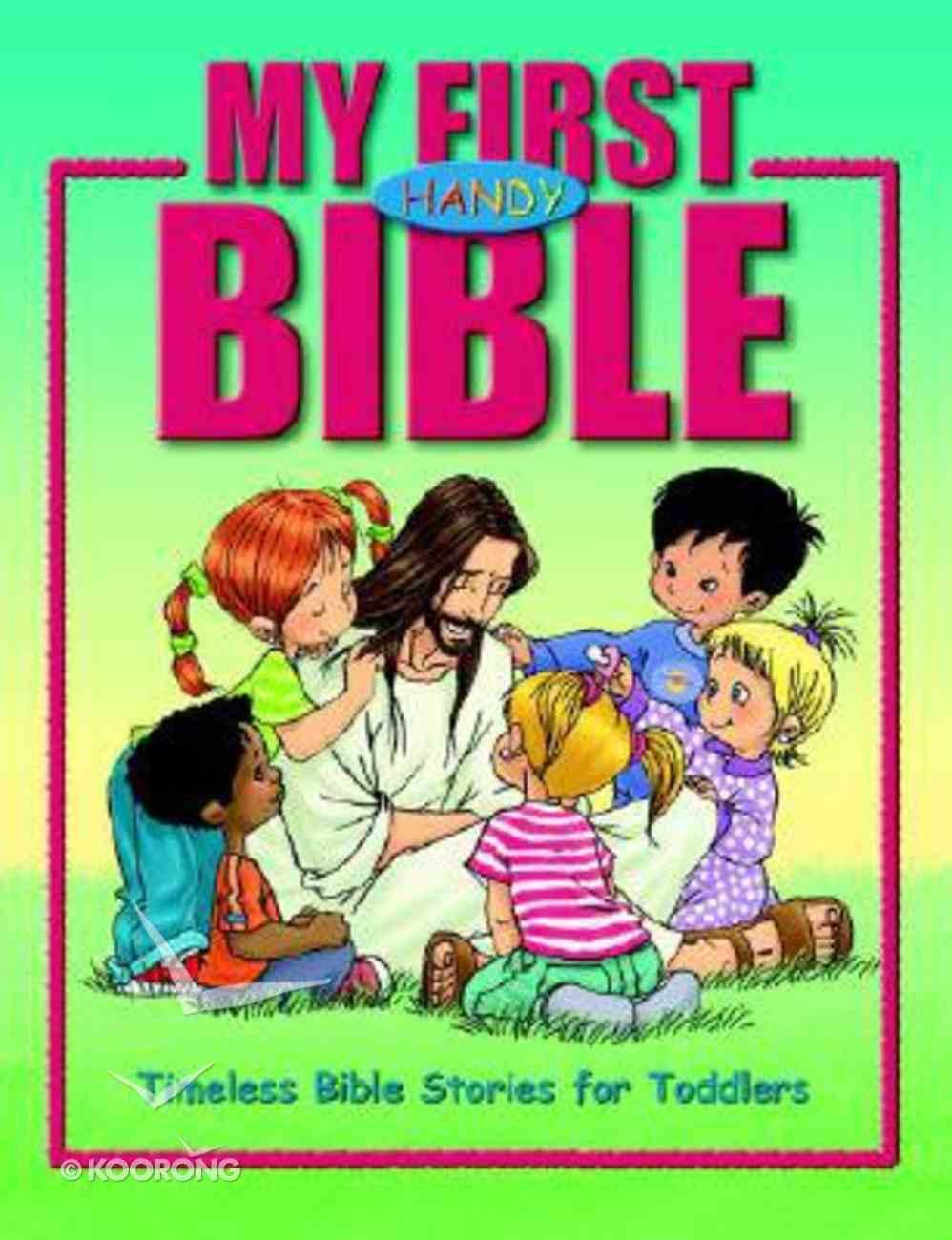 My First Handy Bible Board Book