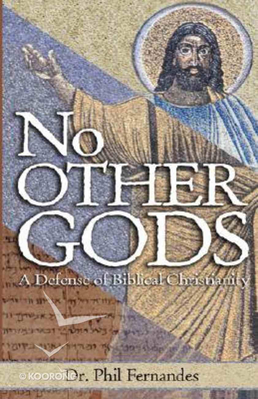 No Other Gods Paperback