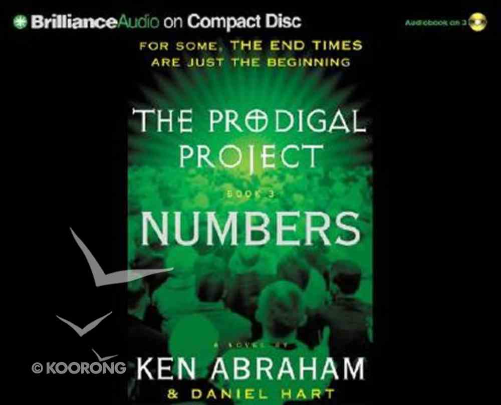 Numbers (#03 in Prodigal Project Audiobook Series) CD