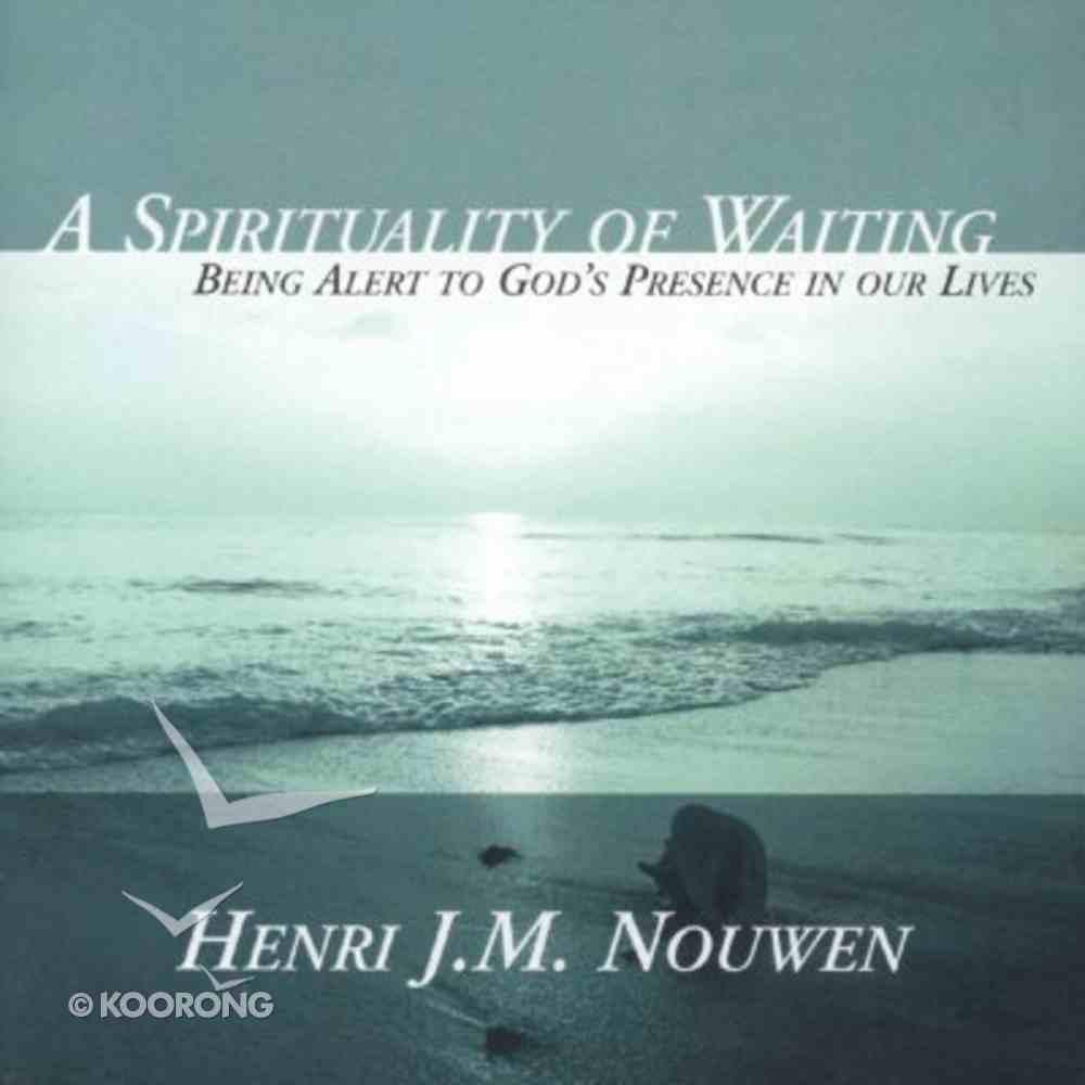 A Spirituality of Waiting (2cd Set) CD