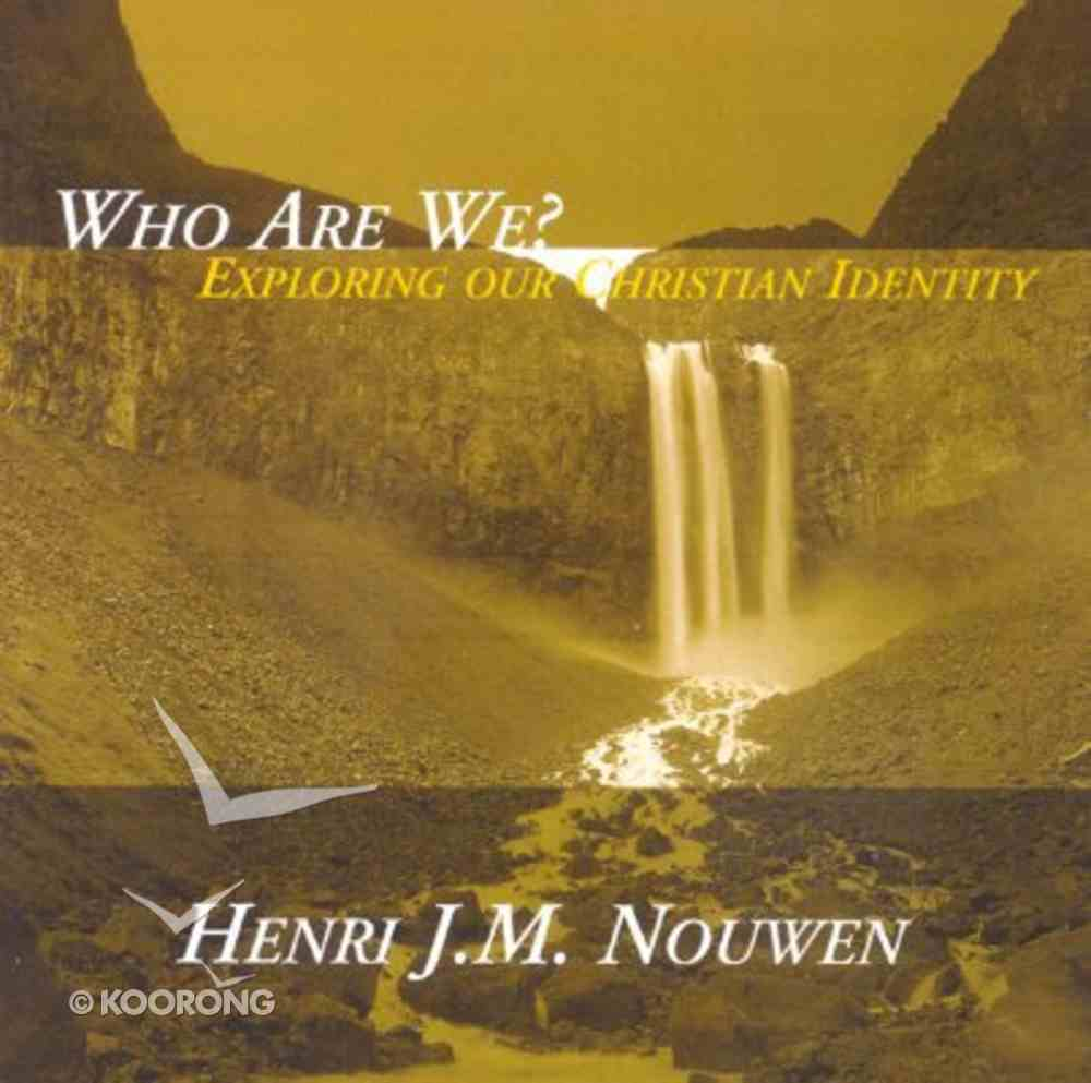 Who Are We? CD