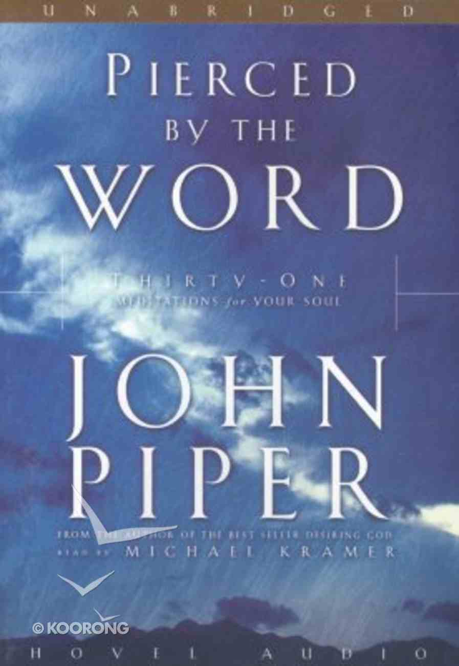 Pierced By the Word (3cd Set) CD