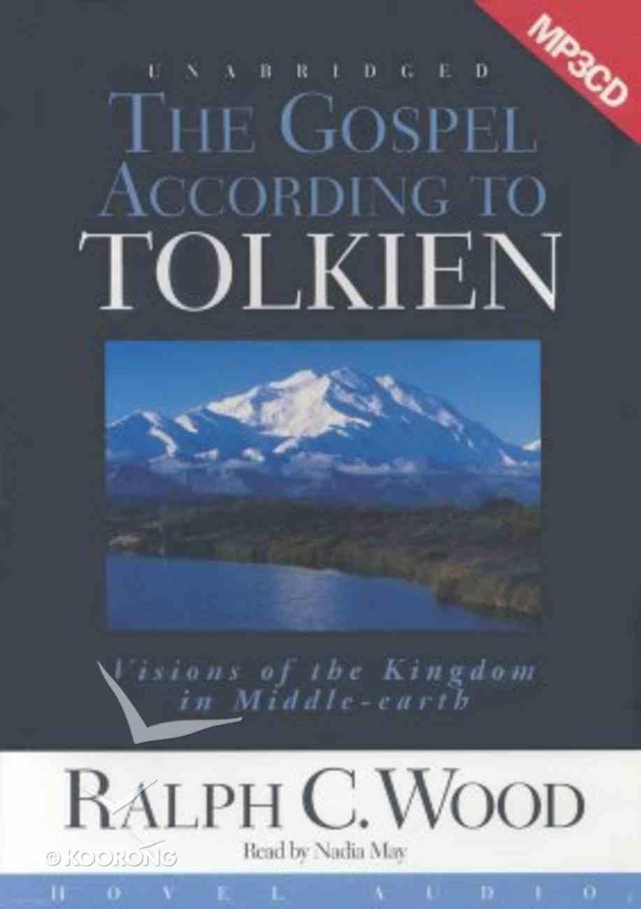 The Gospel According to Tolkien (Mp3) CD