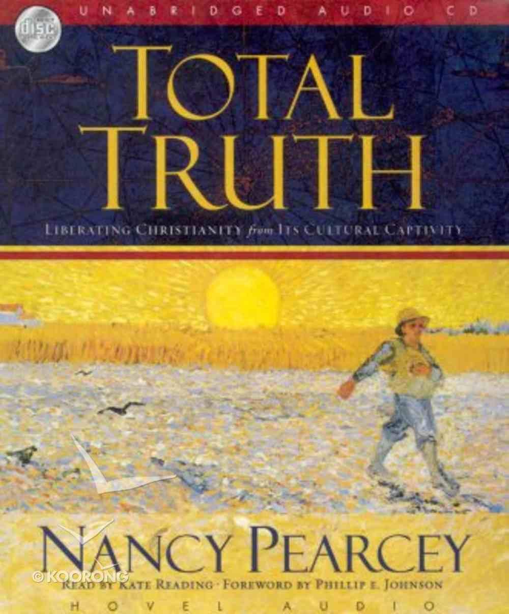 Total Truth (Unabridged) (14cds) CD