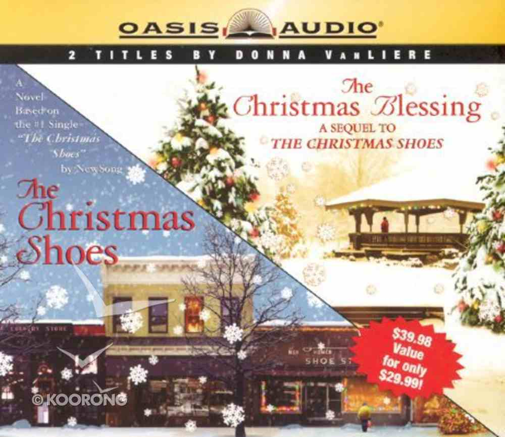 Christmas Shoes, The/Christmas Blessings, the CD