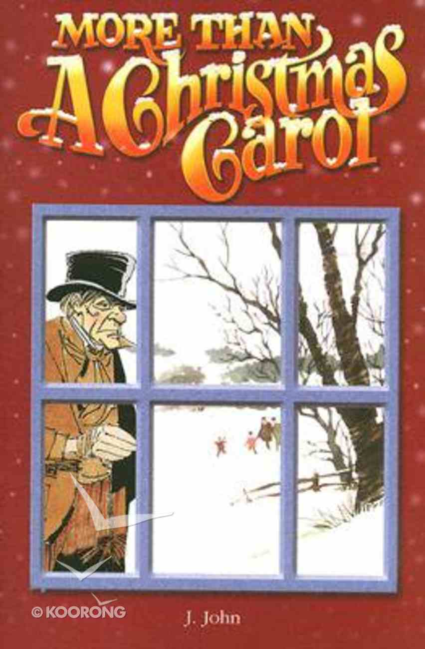 More Than a Christmas Carol (10 Pack) Booklet