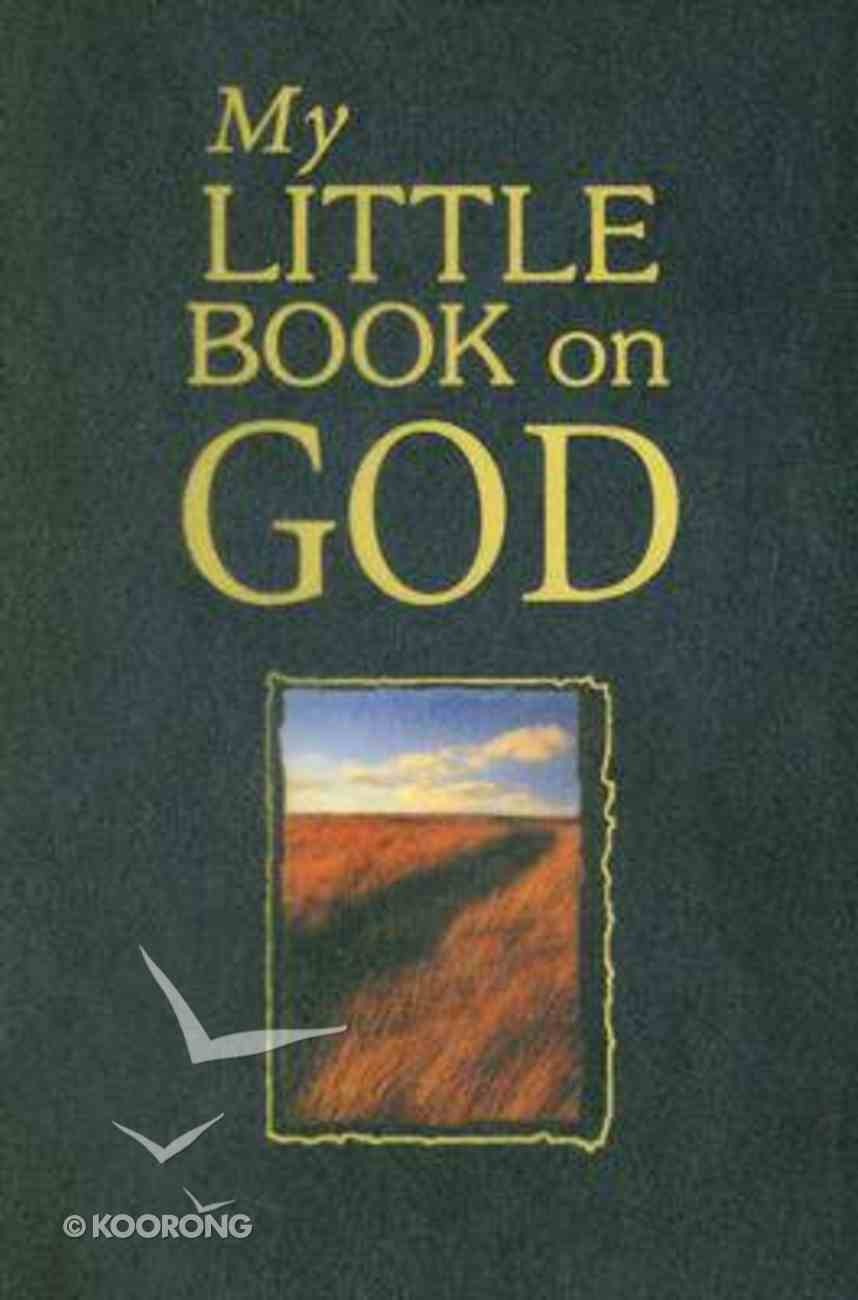 My Little Book on God Paperback