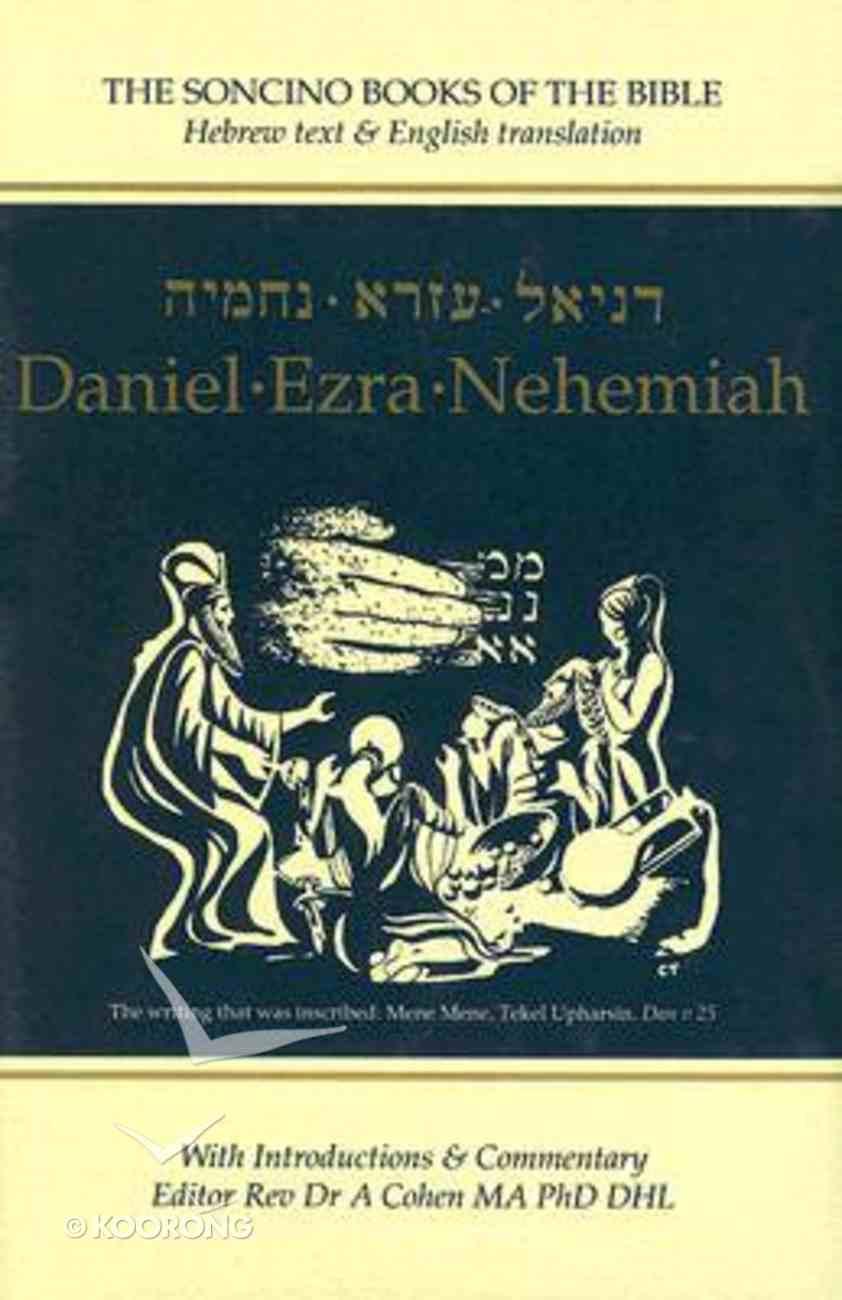 Daniel Ezra Nehemiah Hardback