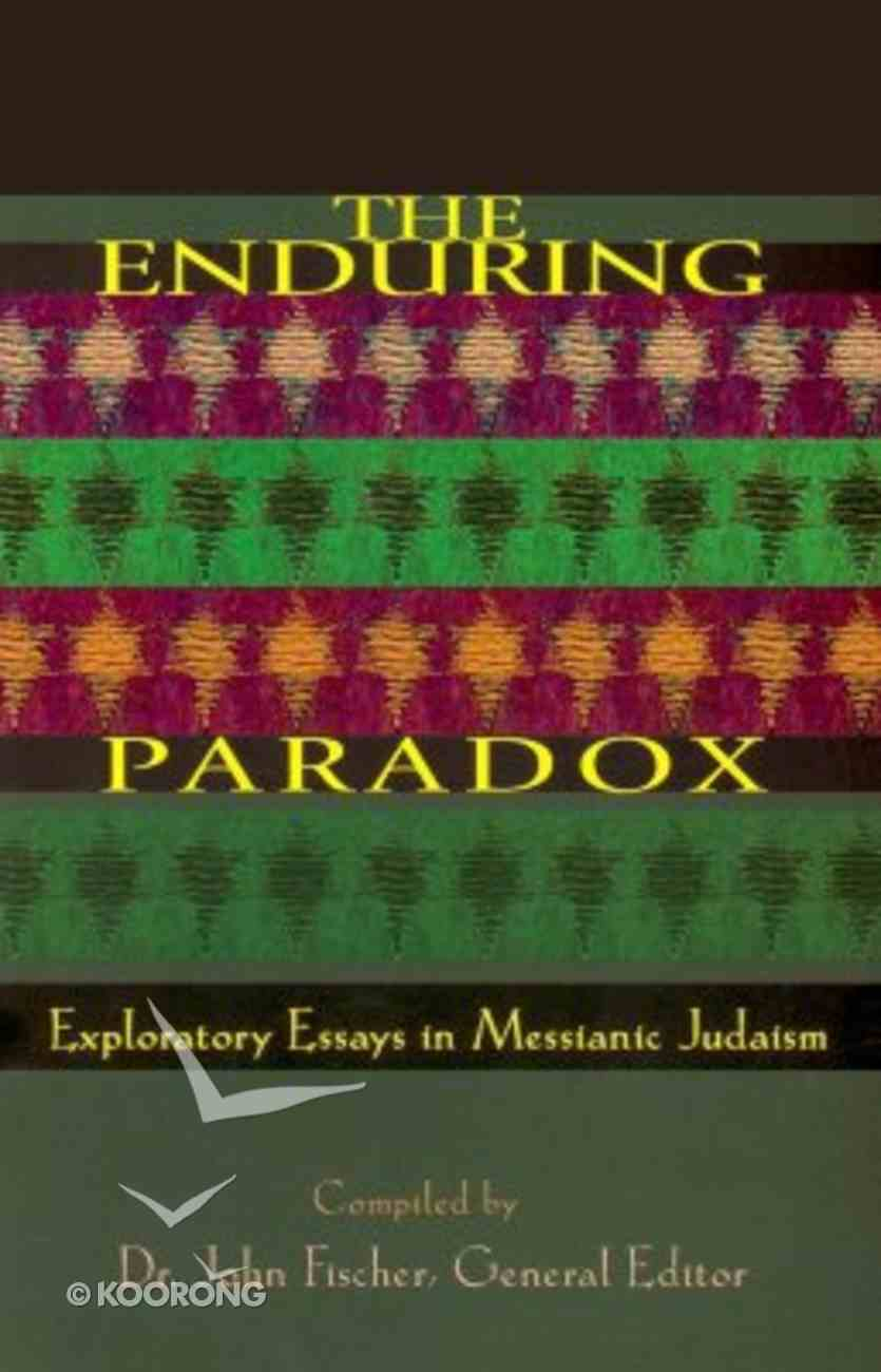 The Enduring Paradox Paperback