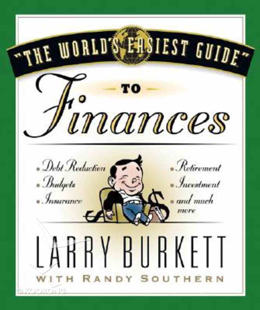 The World's Easiest Guide to Finances Paperback