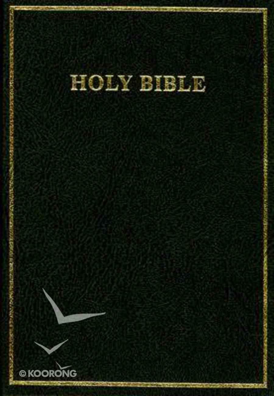KJV Pocket Bible Black Hardback