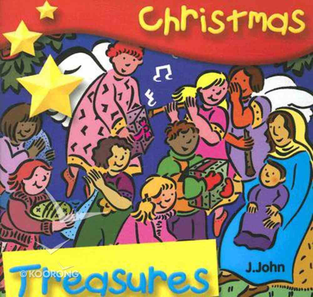 Christmas Treasures Paperback