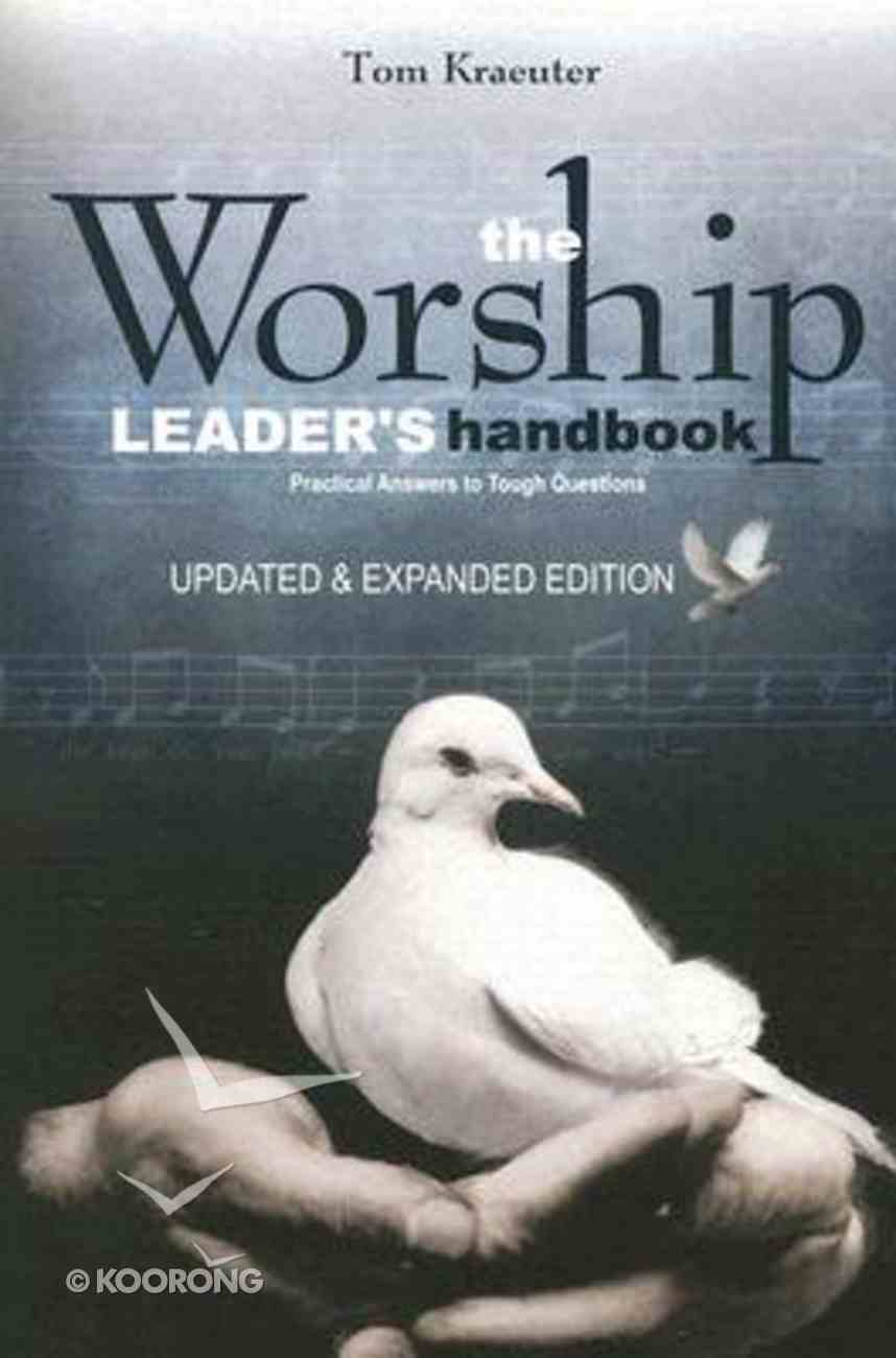 The Worship Leader's Handbook Paperback