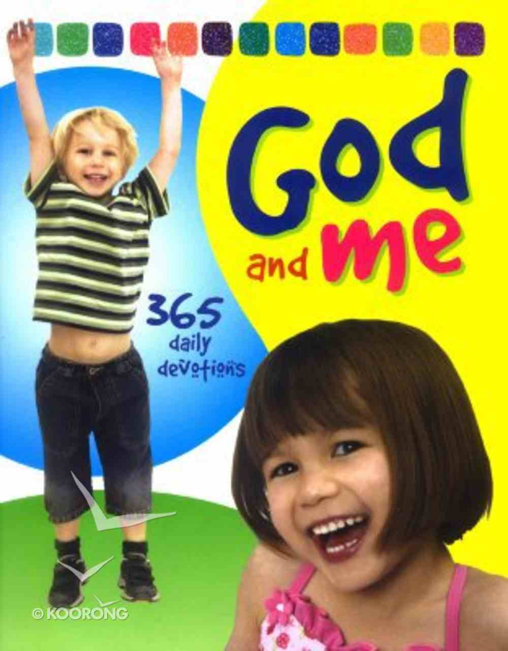 God and Me Hardback