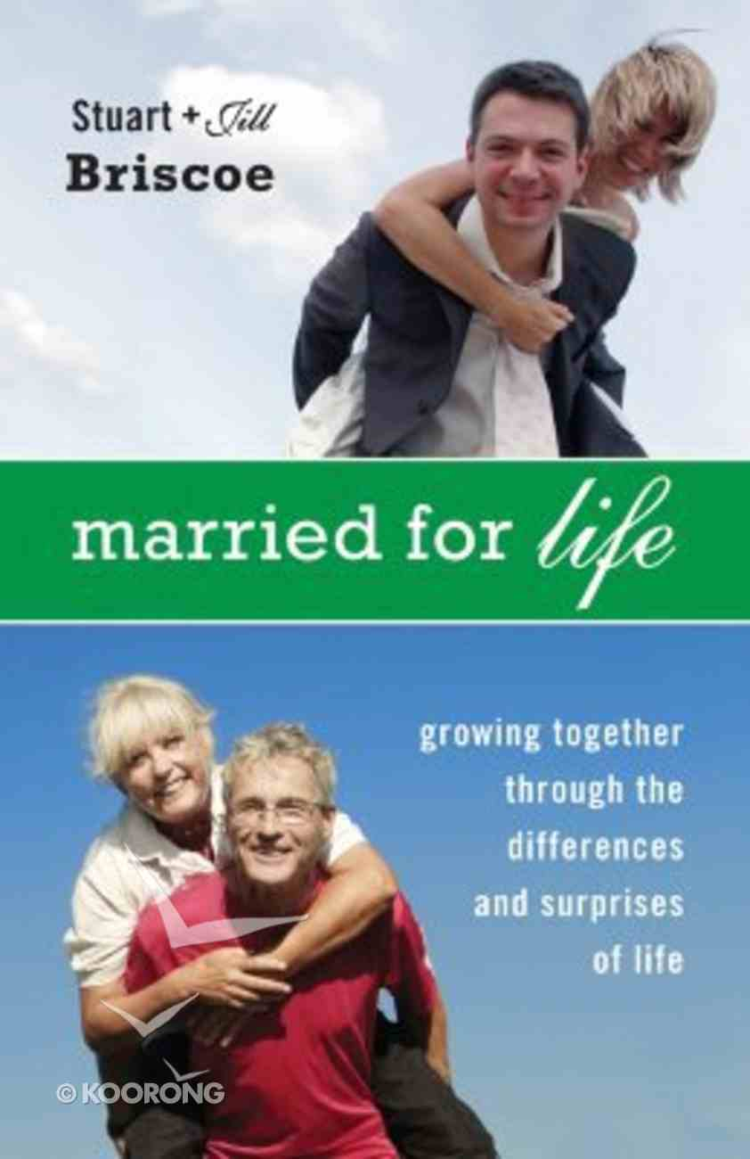 Married For Life Paperback