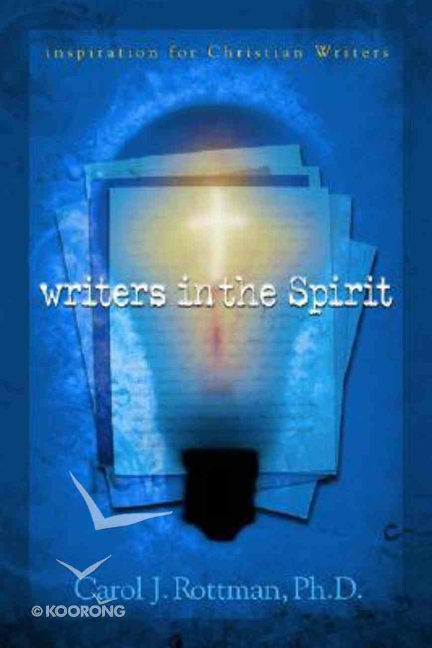 Writers in the Spirit Paperback