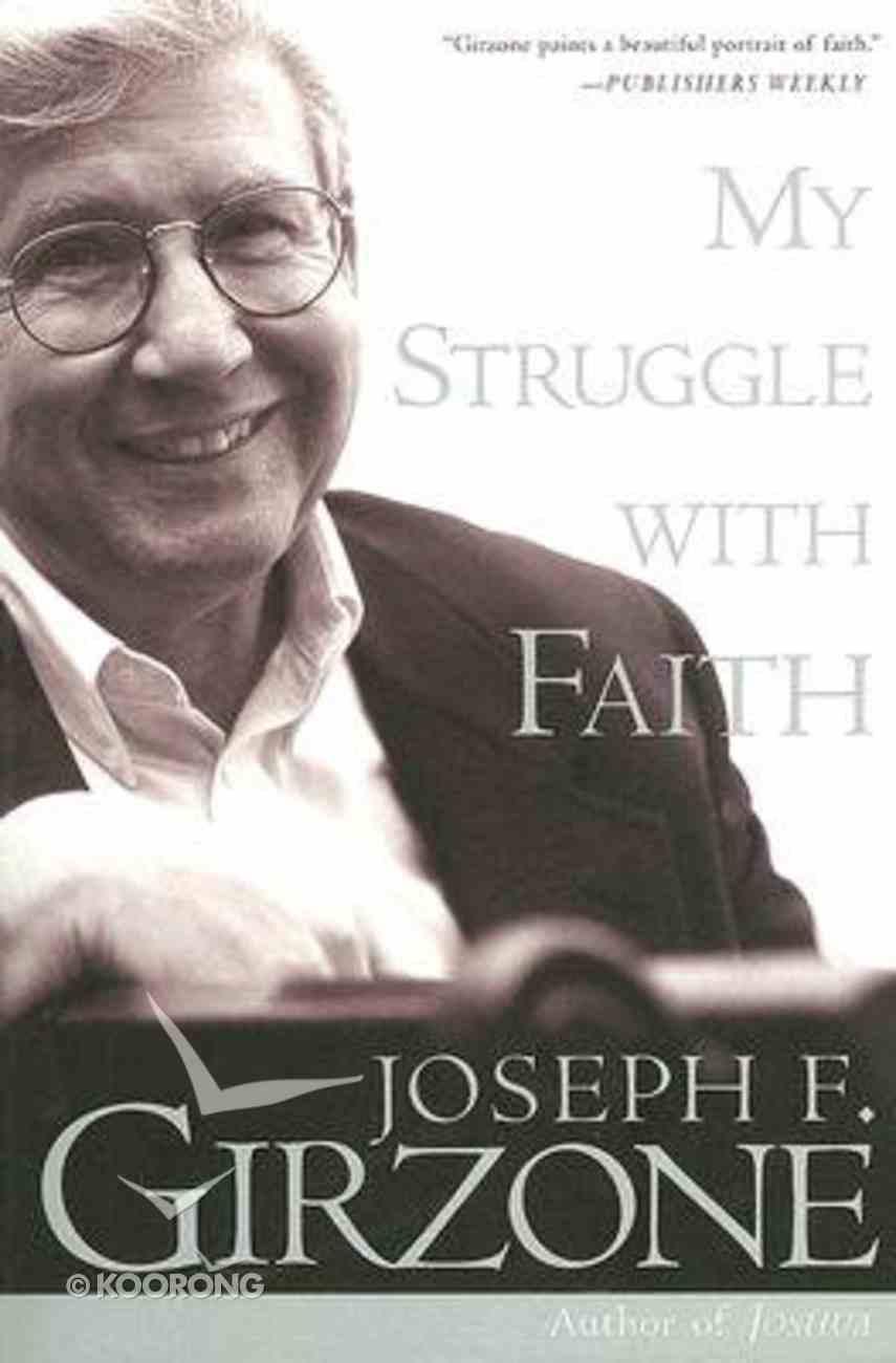My Struggle With Faith Paperback
