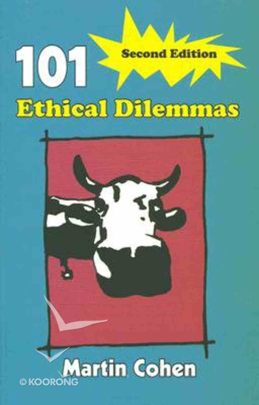 101 Ethical Dilemmas Paperback