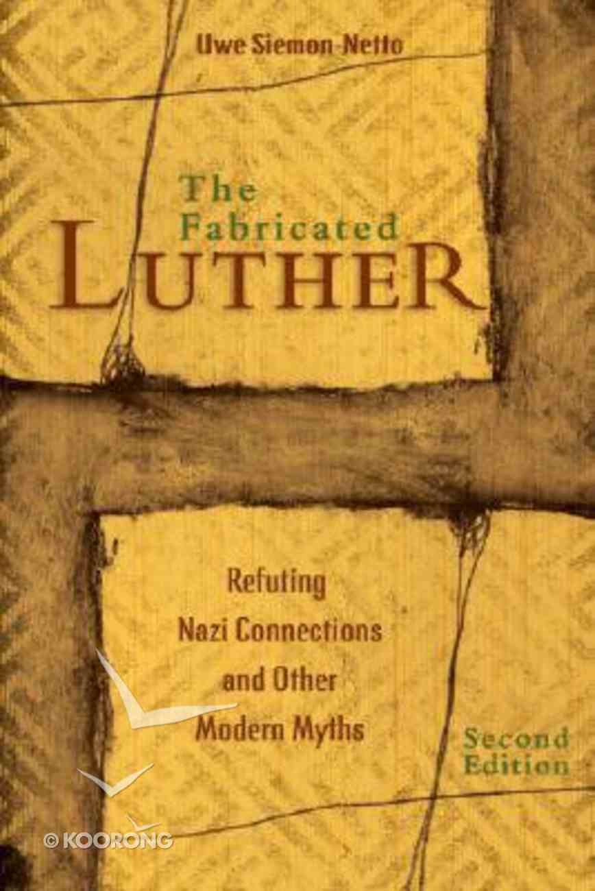 The Fabricated Luther Hardback