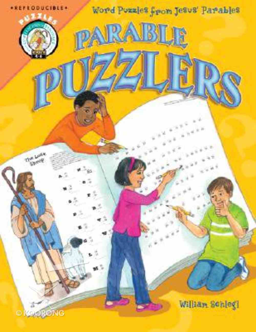 Parable Puzzlers Paperback