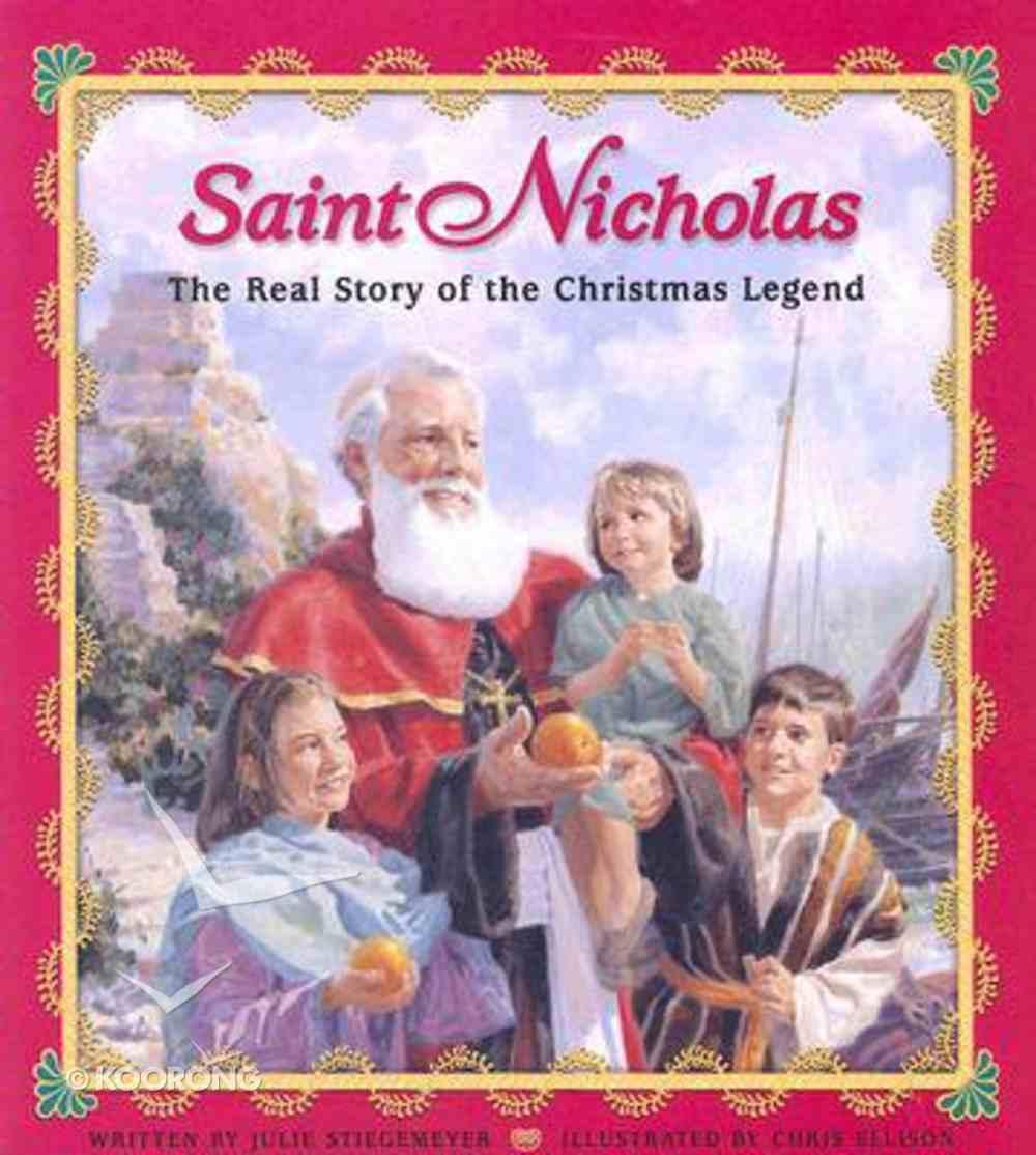 Saint Nicholas Paperback