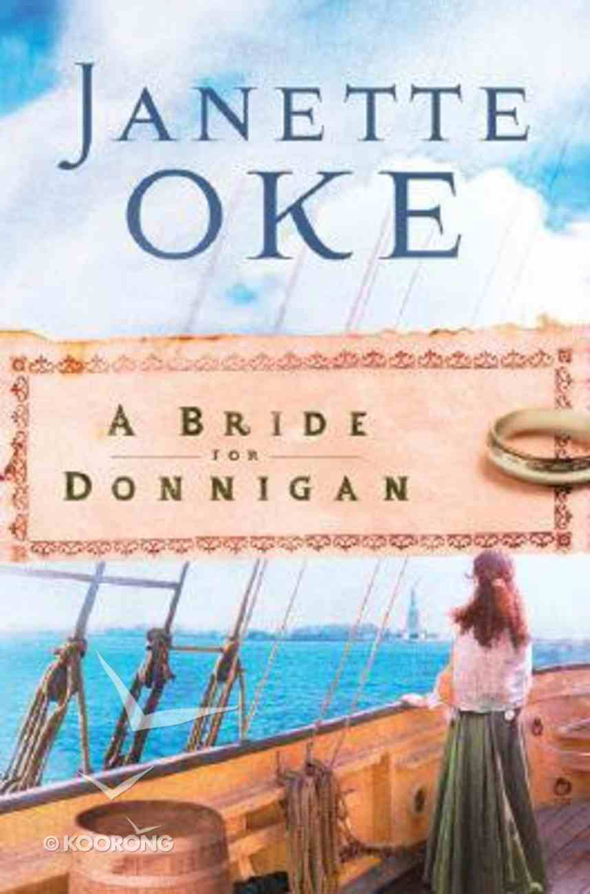 A Bride For Donnigan Paperback
