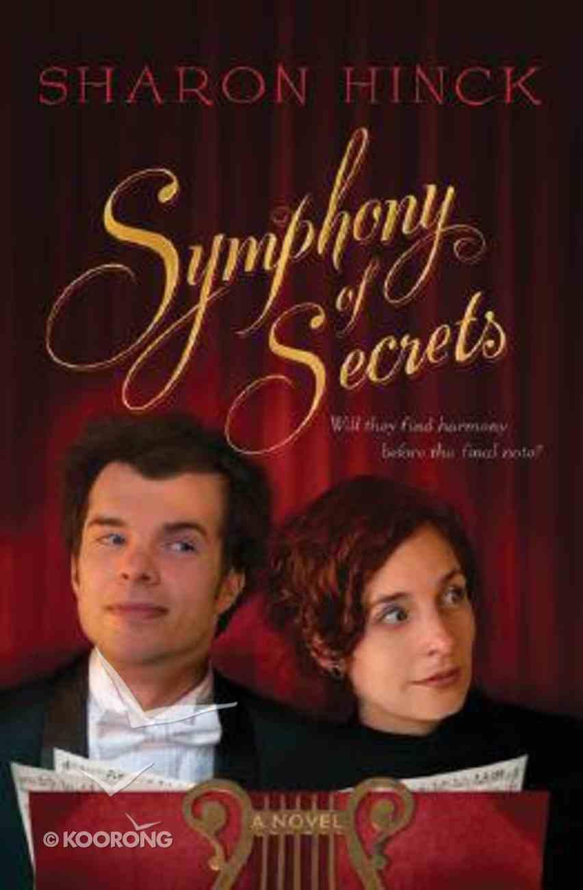 Symphony of Secrets Paperback