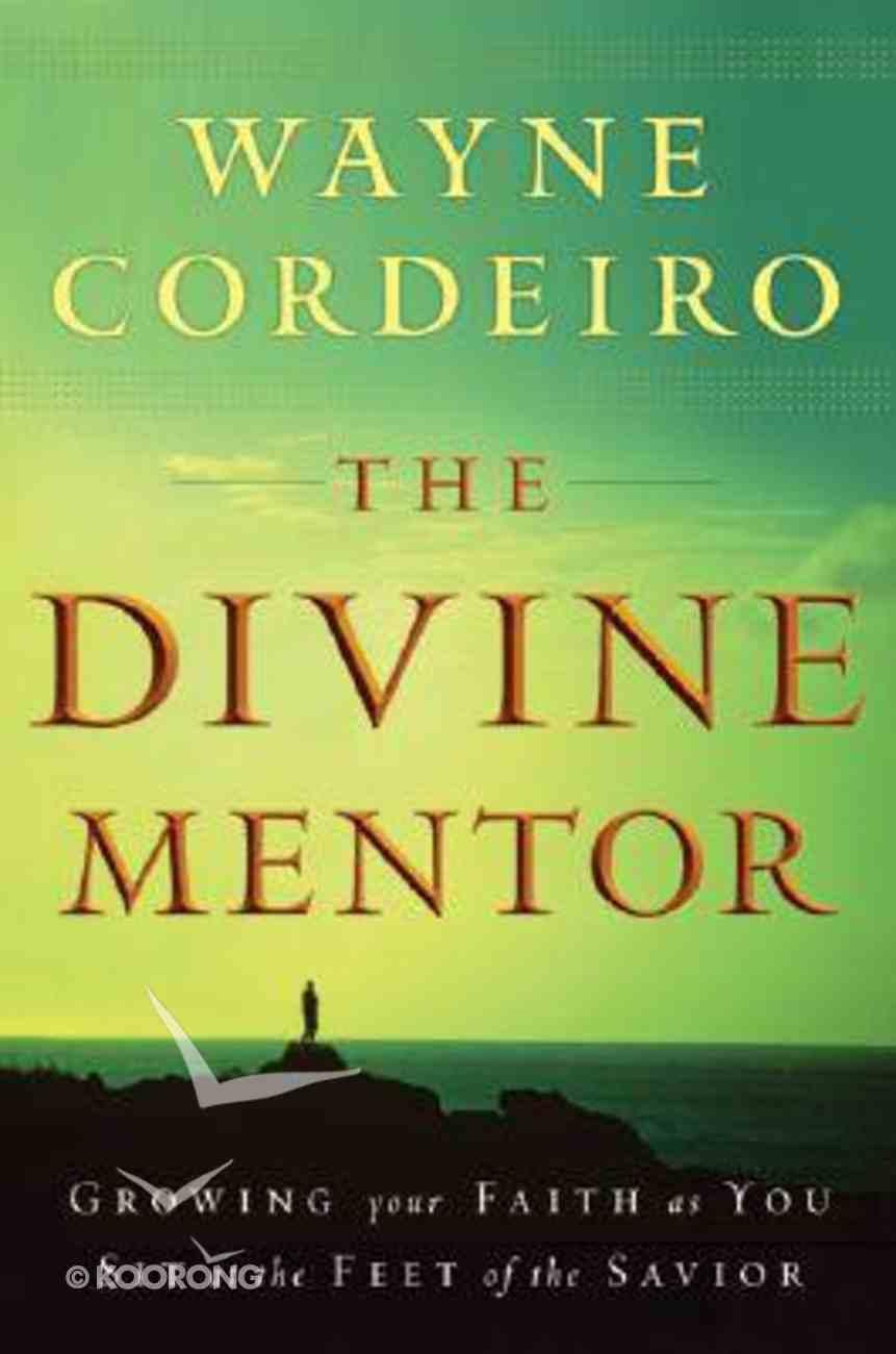The Divine Mentor Hardback