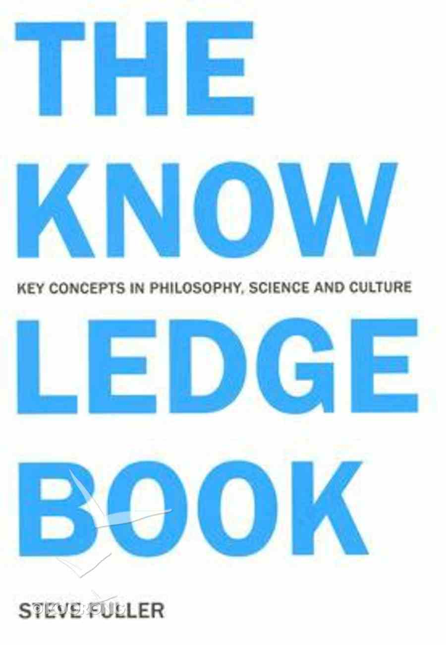 The Knowledge Book Paperback