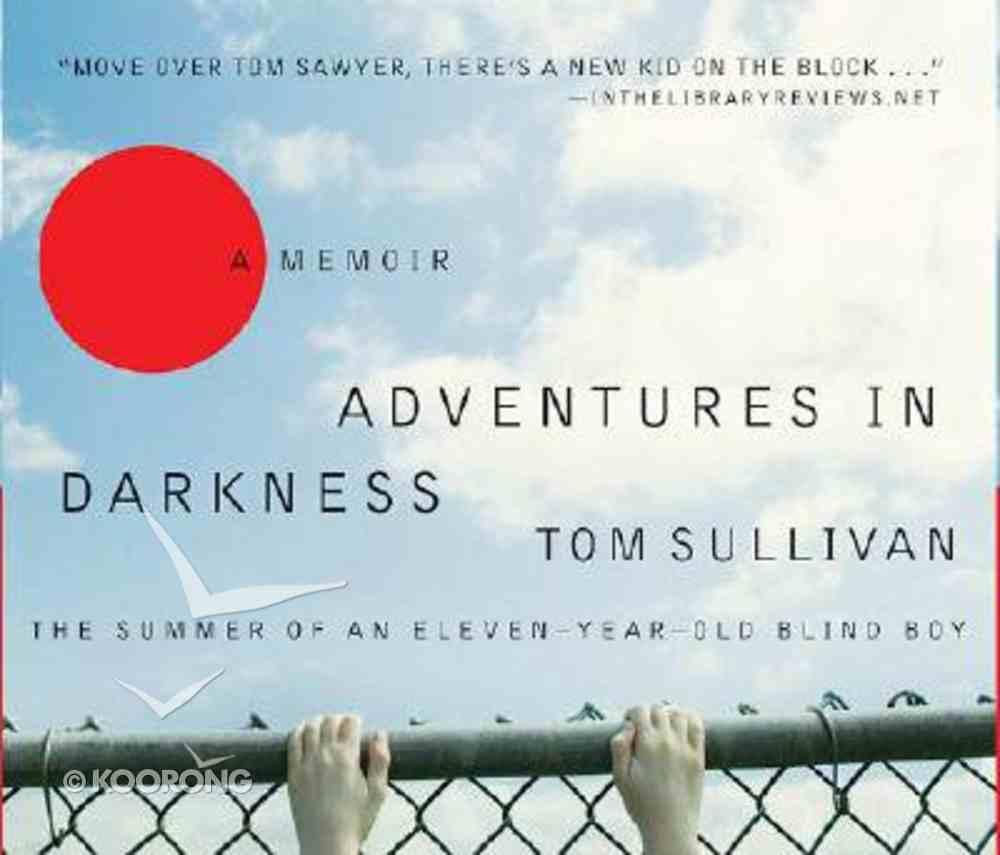 Adventures in Darkness CD