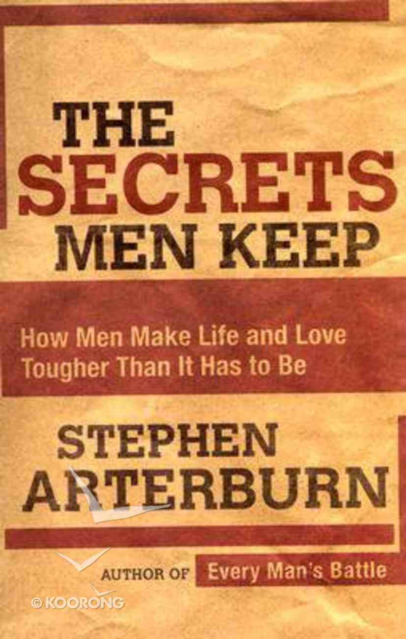 The Secrets Men Keep Paperback