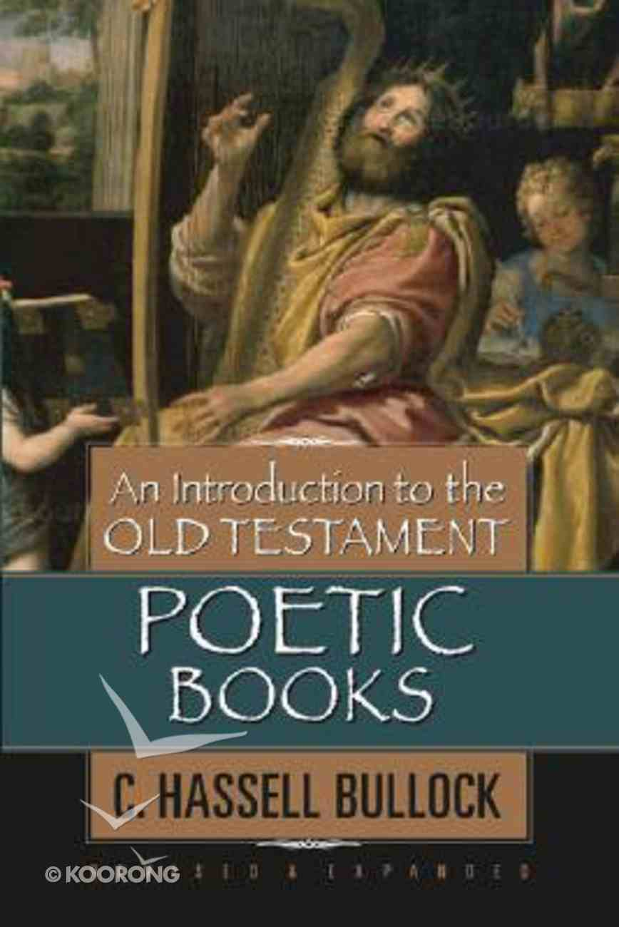 An Introduction to the Old Testament Poetic Books Hardback