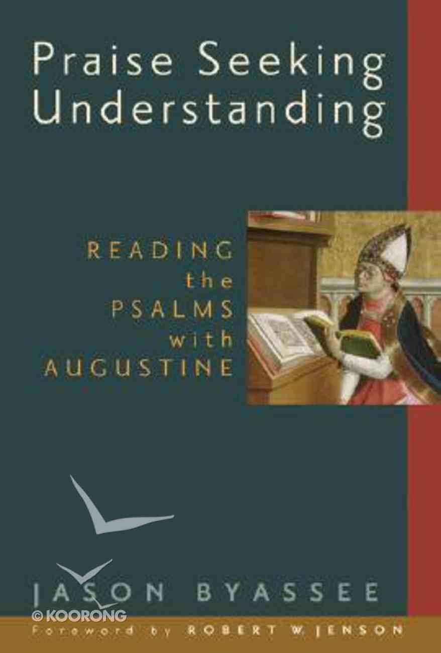 Praise Seeking Traditions (Radical Traditions Series) Paperback