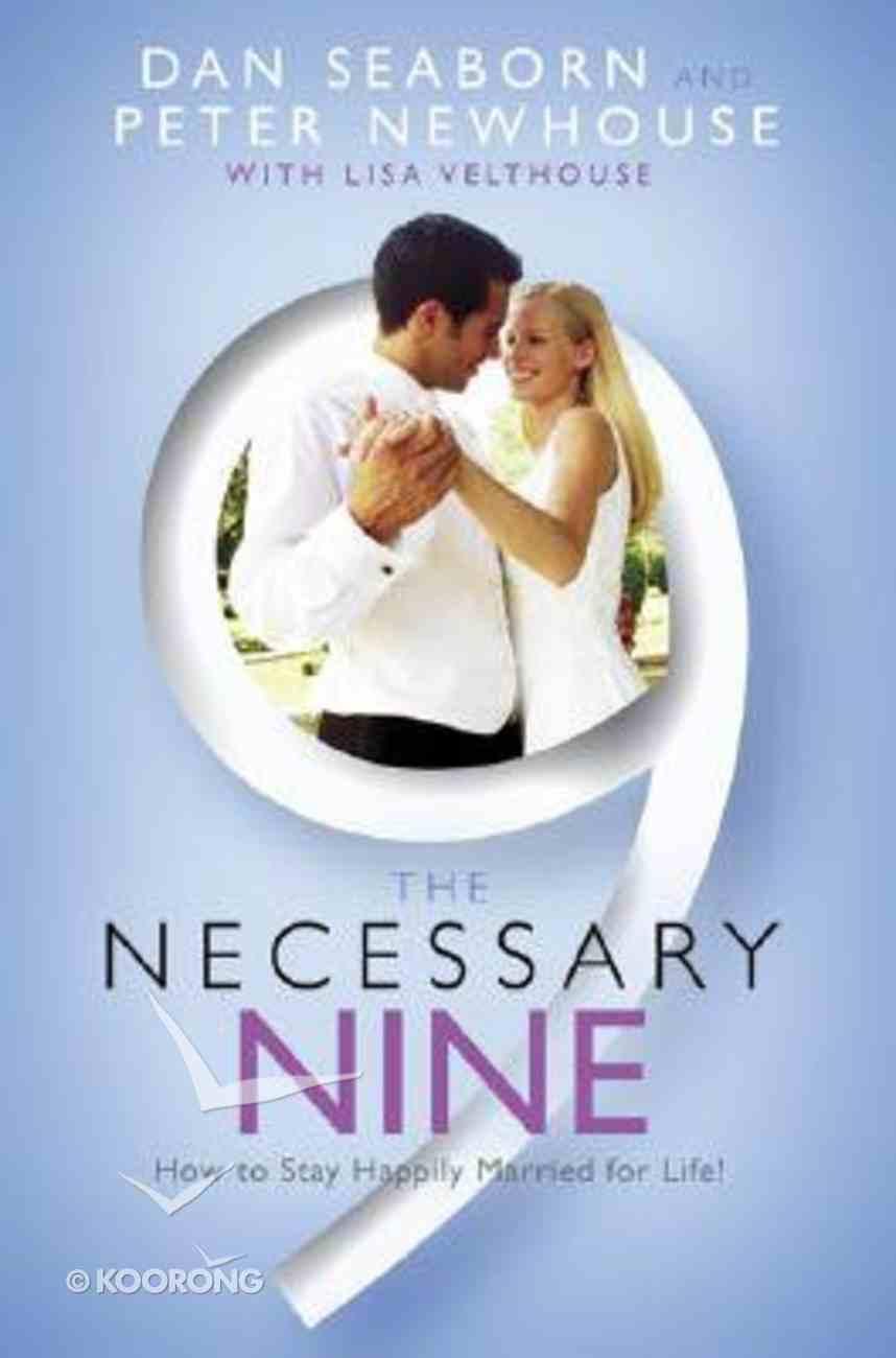 The Necessary Nine Paperback