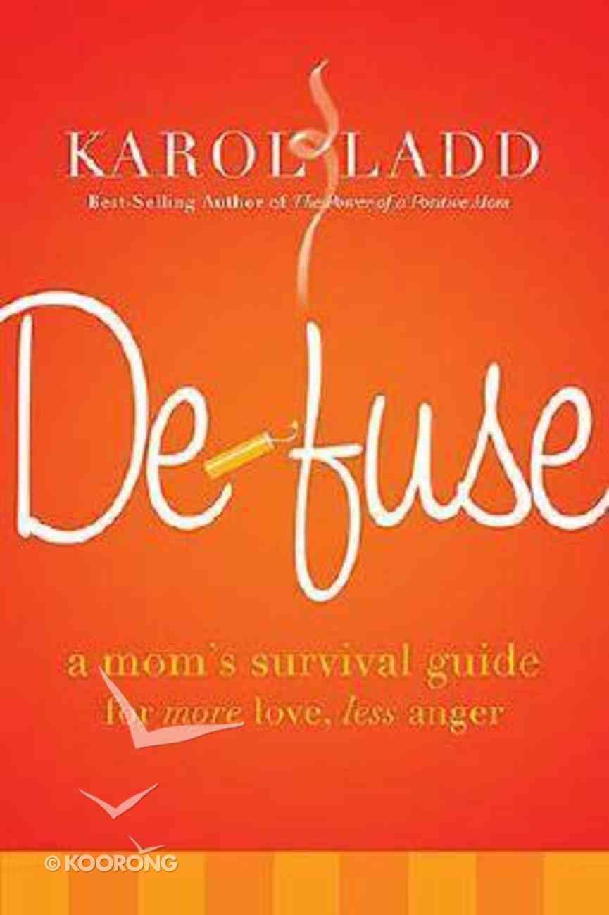 Defuse Paperback