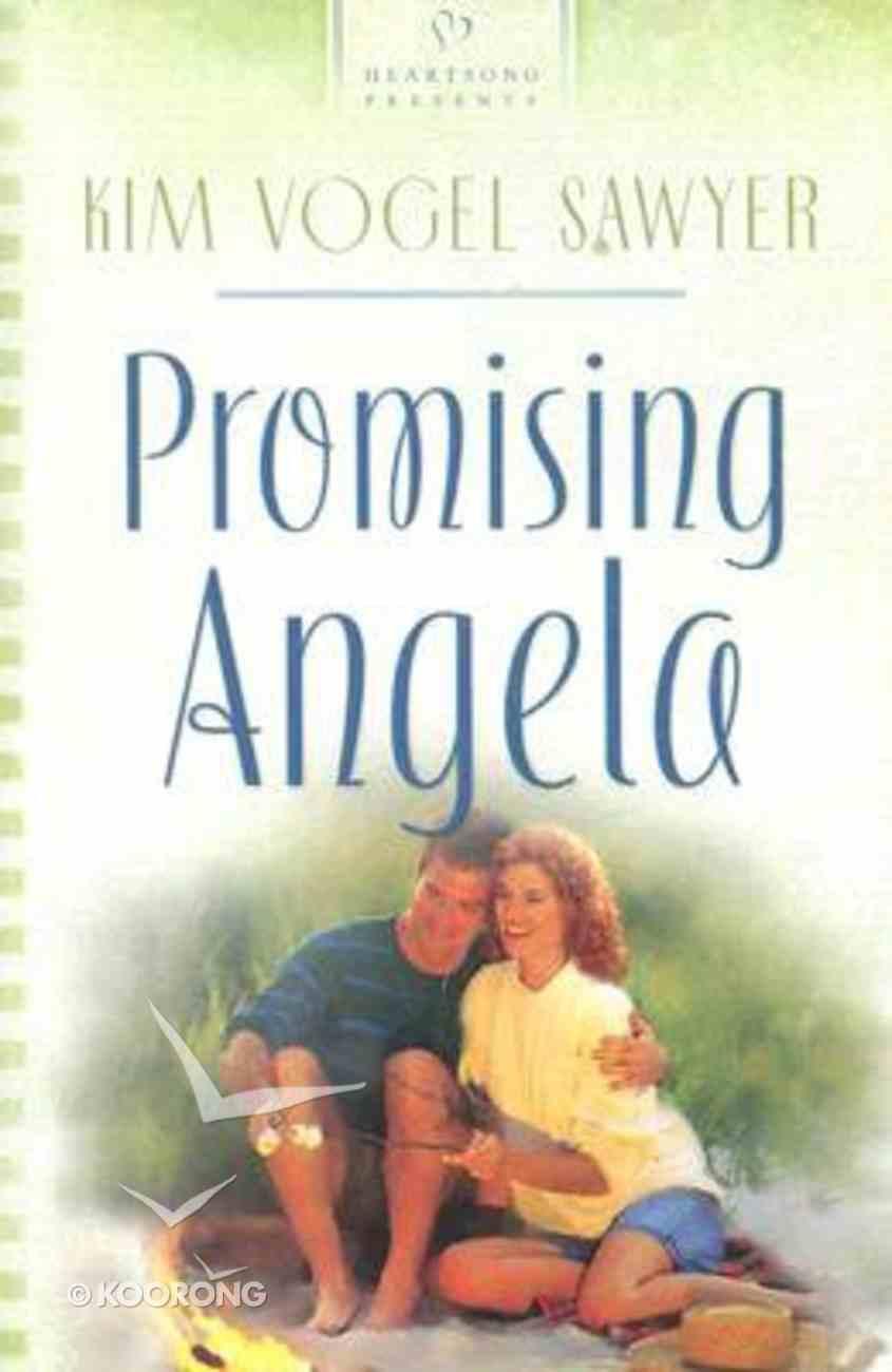 Promising Angela (Heartsong Series) Mass Market