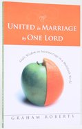 United In Marriage By One Lord image