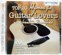 Album Image for The Top 20 Hymns For Guitar Lovers - DISC 1