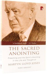 Product: Sacred Anointing, The Image