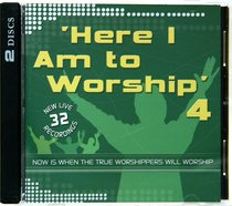 Album Image for Here I Am to Worship: Volume 4 (Double Cd) - DISC 1