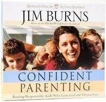Album Image for Confident Parenting - DISC 1